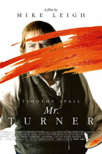 Mr  Turner - Moxie Cinema