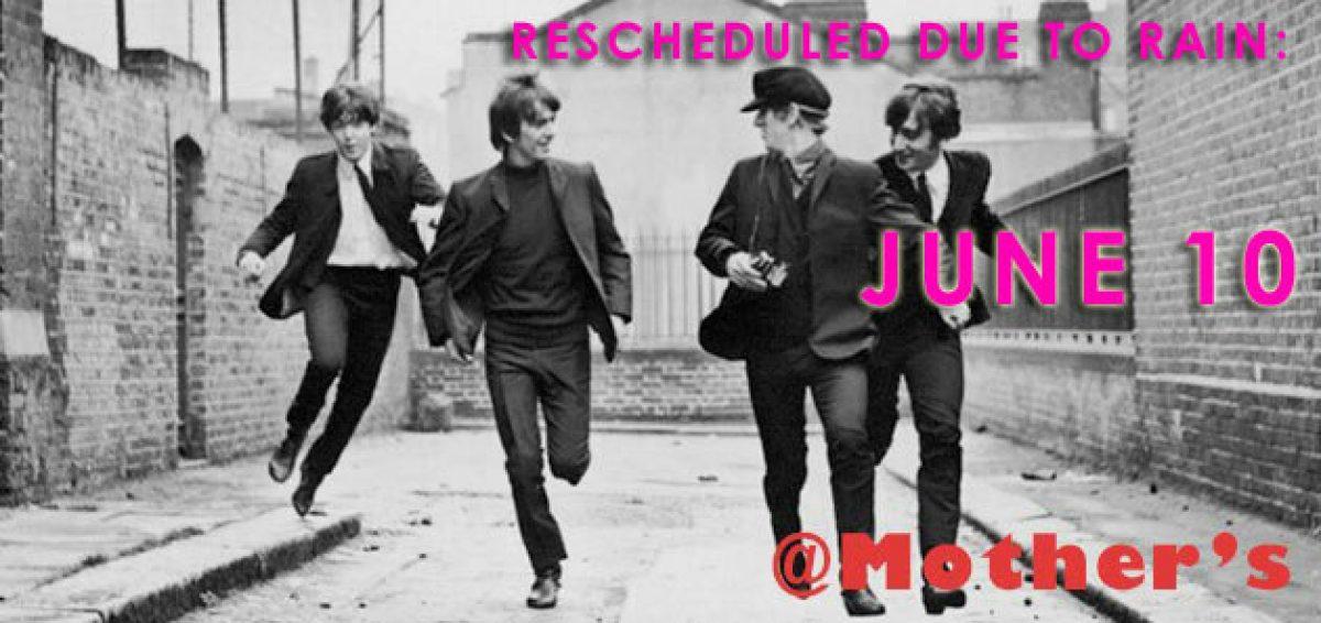 A Hard Day's Night @ Mother's Brewey (rescheduled) - Moxie
