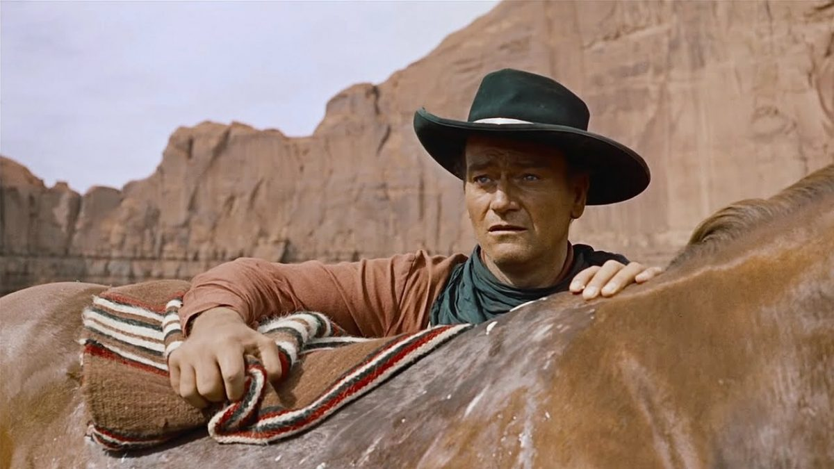 Image result for john wayne the searchers
